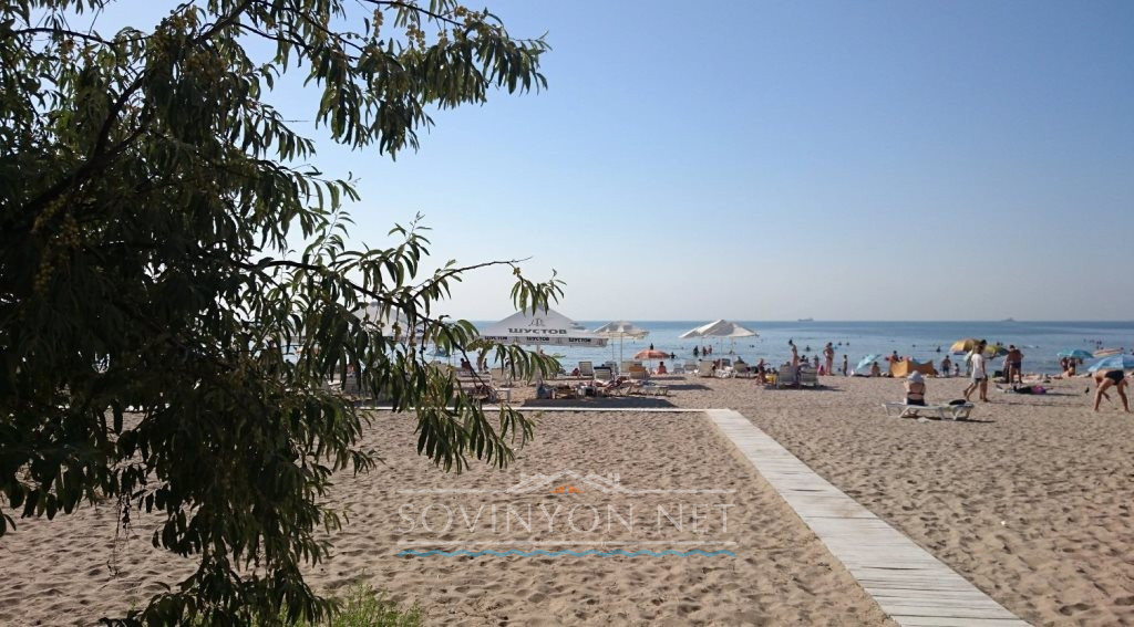 Все пляжи Одессы