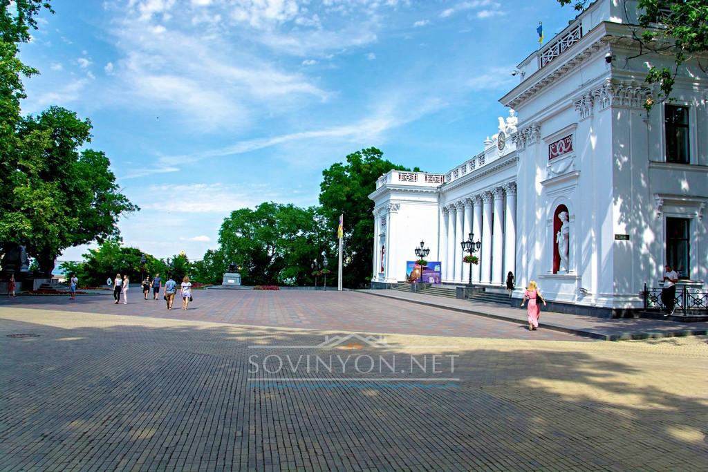 Думская площадь Одесса