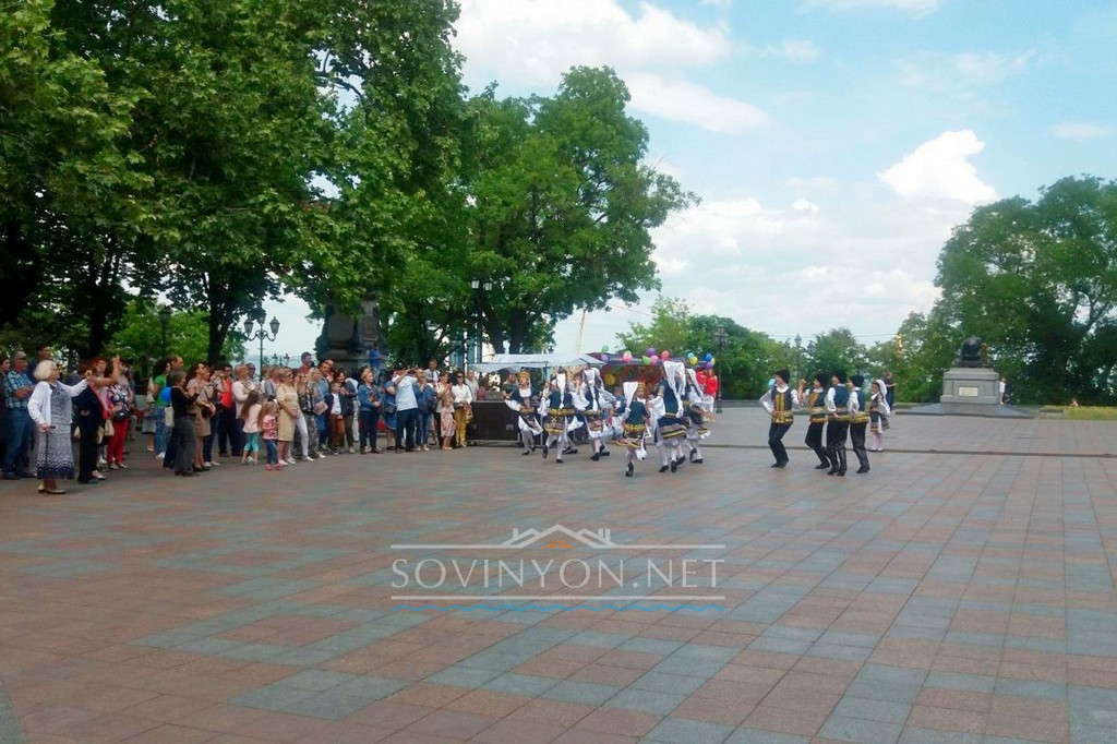 Площадь возле памятника Пушкину
