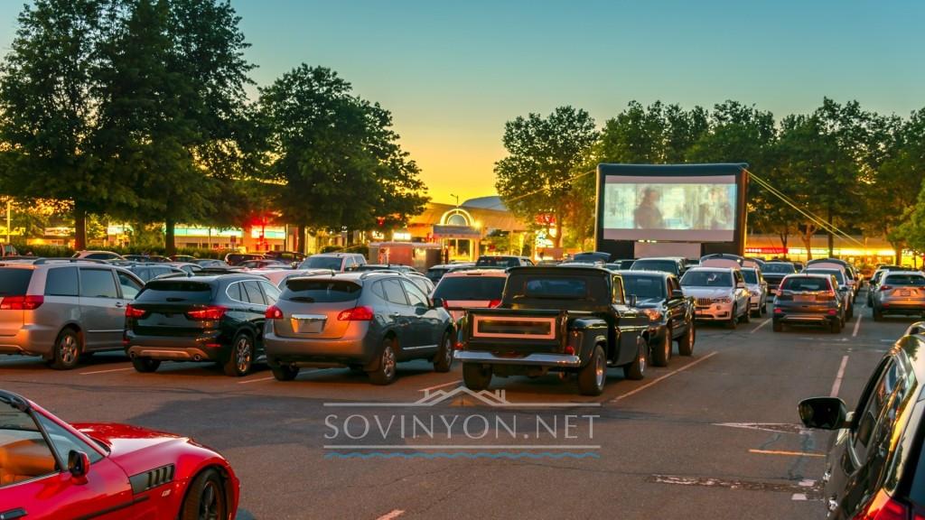 Кинодром Одесса 411 Батарея