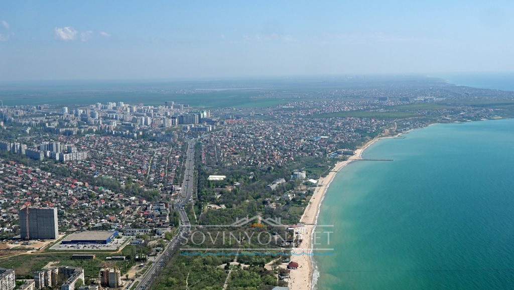 Одесский пляж обзор