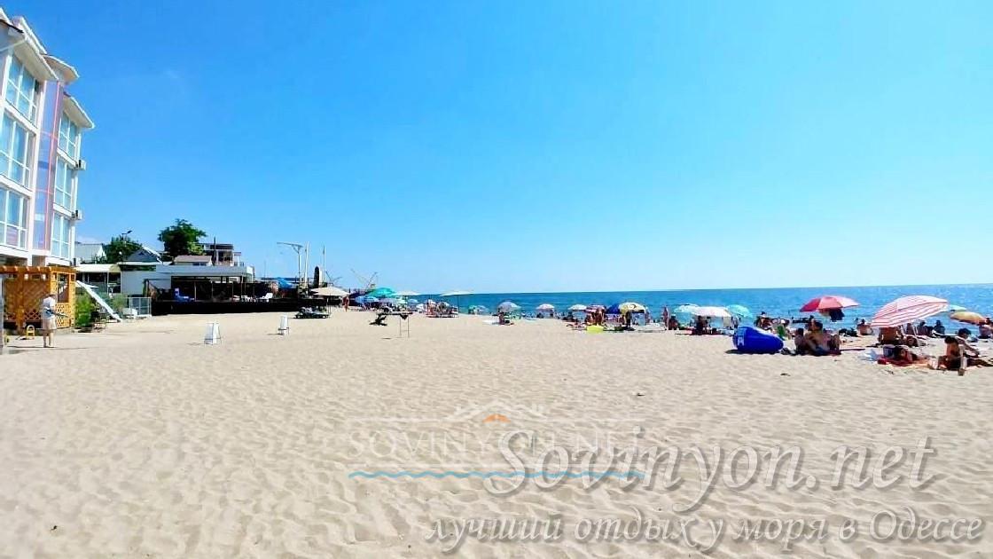 Посейдон пляж