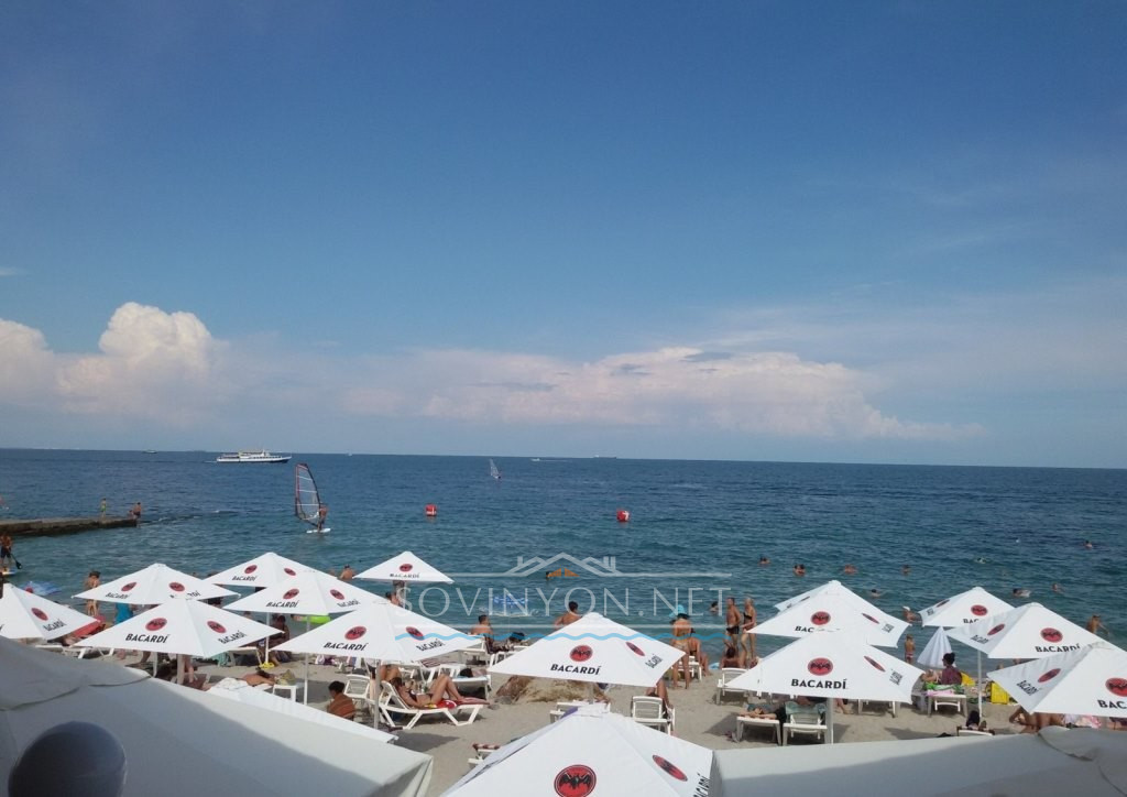 Ривьера Одесса пляж