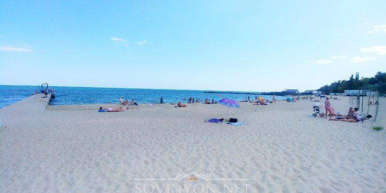 Безлюдные пляжи 2020