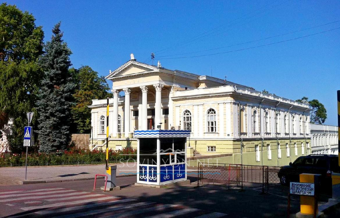 Одесский Археологический музей фото