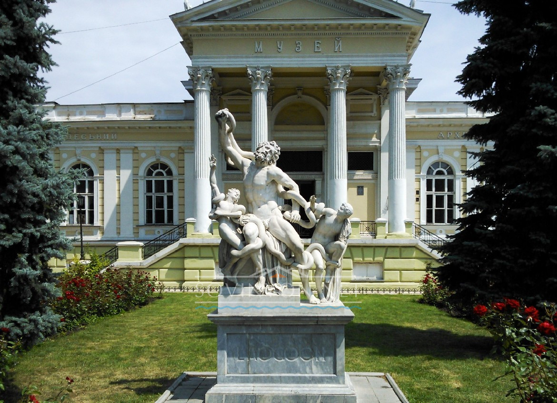 Архео музей Одесса