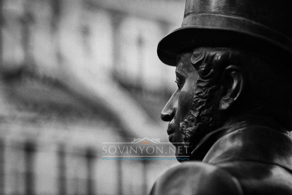 Фото Пушкин Одесса