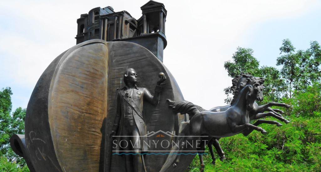 памятник взятке Одесса