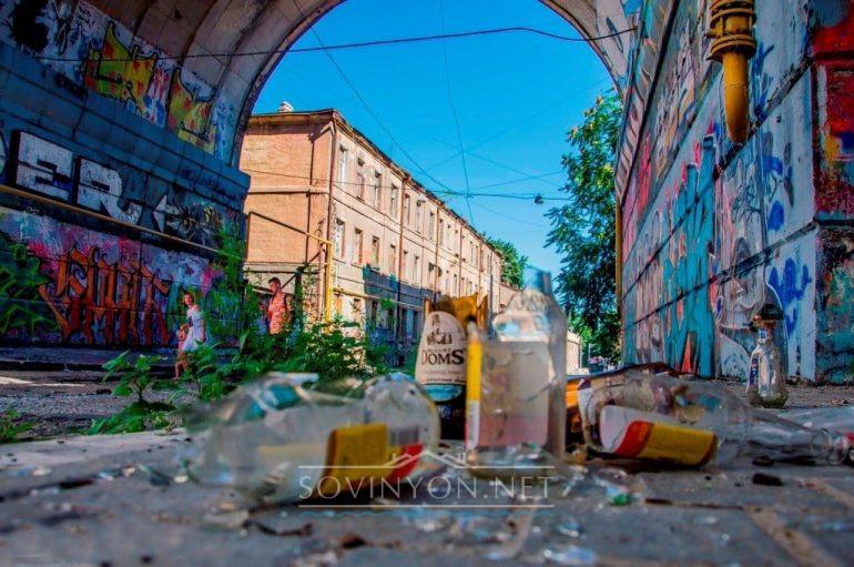 Деволановский спуск Одесса Фото