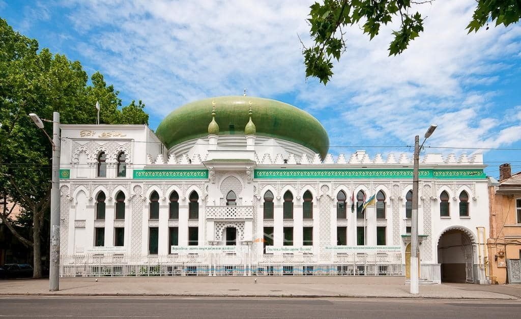 мечеть на Ришельевской 49