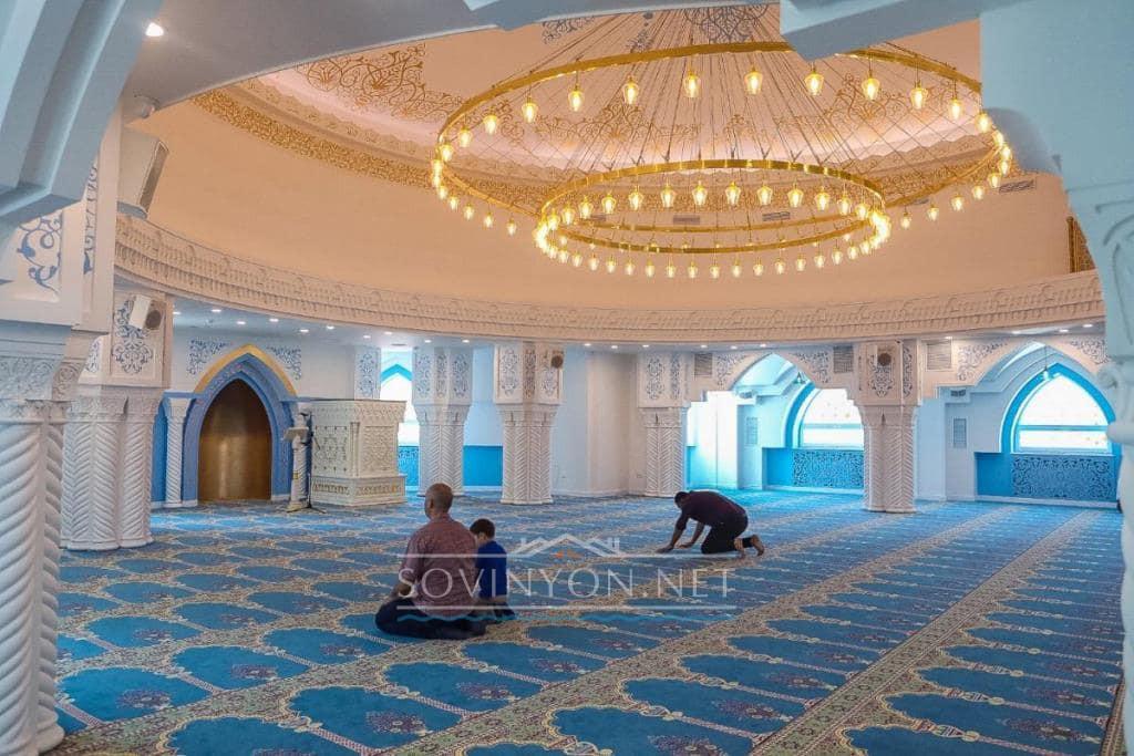 Мечеть Одесса