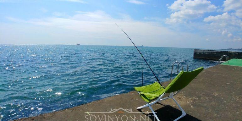 Рыбалка Совиньон