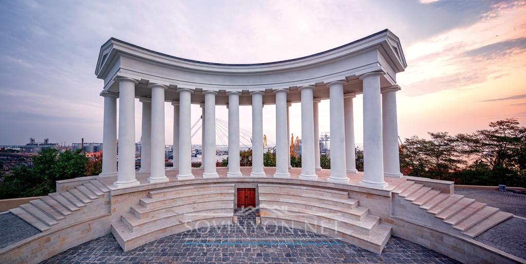 Воронцовская колонада Одесса фото