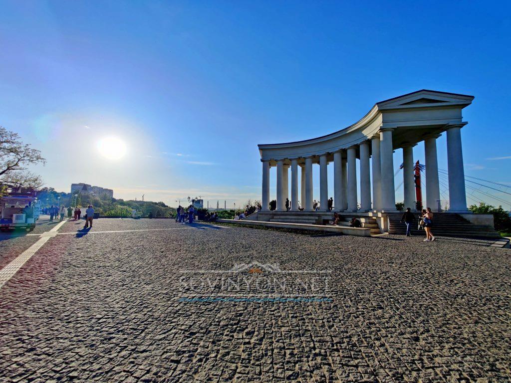 Интересные места для фото в Одессе