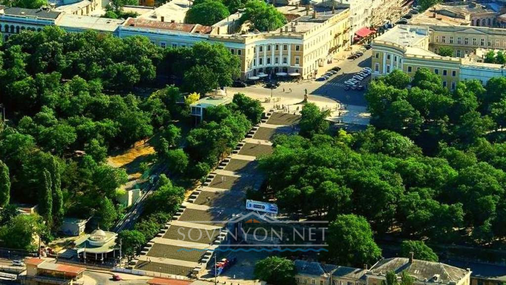 Места для фото в Одессе туристу