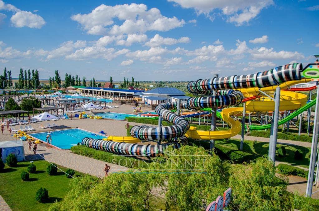 аквапарк в Коблево фото
