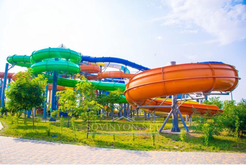 Одесса 7 км Аквапарк