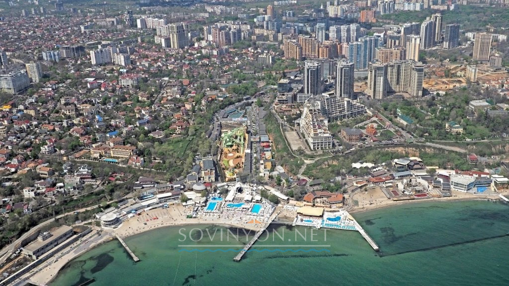 как снять жильё в Одессе