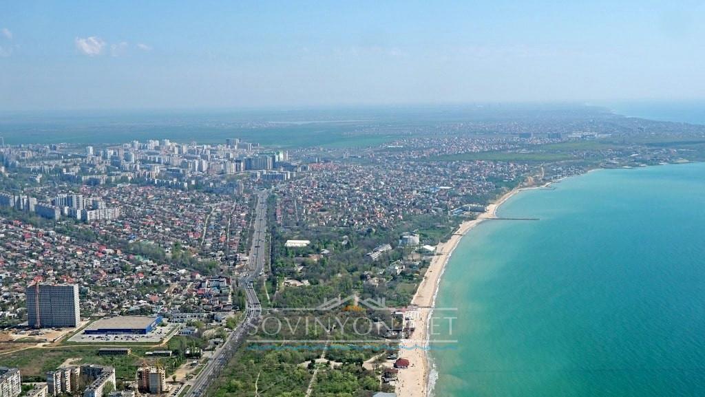 Где жить в Одессе лучше