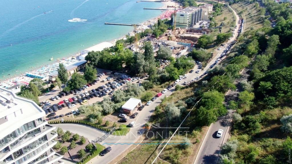 Самые чистые пляжи Одессы