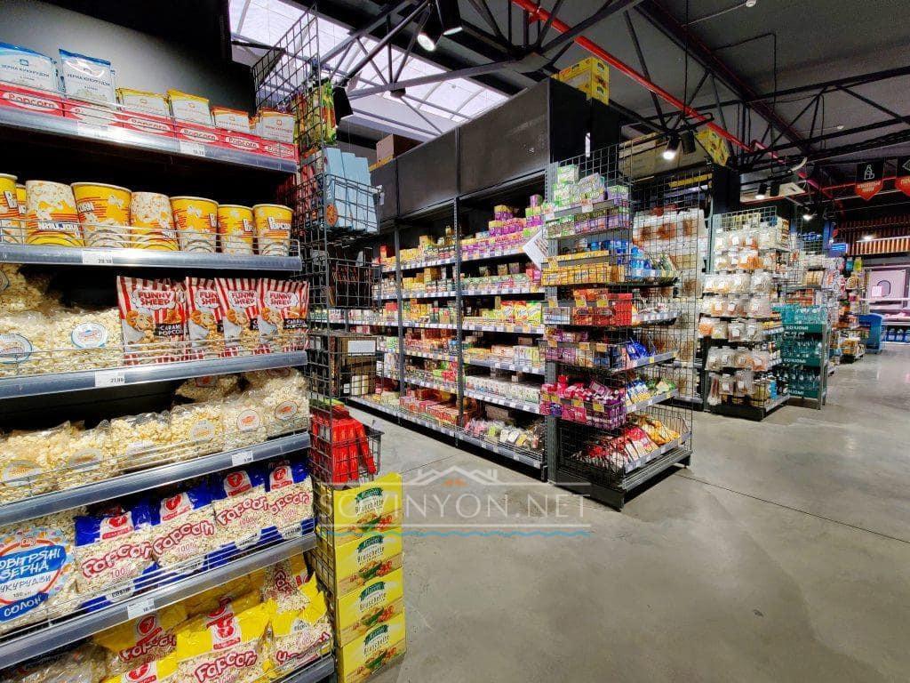 Супермаркеты в Совиньоне